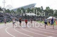 15 100m