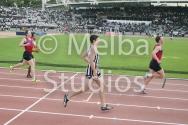 17 4 x 100 relay